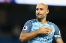 Manchester City fans know Pablo Zabaleta is a true Blue