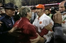 Georgia: We've got a D.J. booth in our locker room Clemson: So what? We have Dabo World