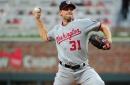 "Washington Nationals' lineup: ""Medical Marvel"" Max Scherzer vs the Braves in SunTrust Park..."