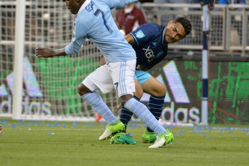 Seattle Sounders vs. Sporting KC: Player ratings