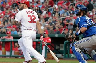 Cardinals trade Adams to Braves to clear space for Piscotty