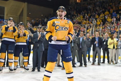 Prospect Report: Erie Otters Win Game One of Memorial Cup