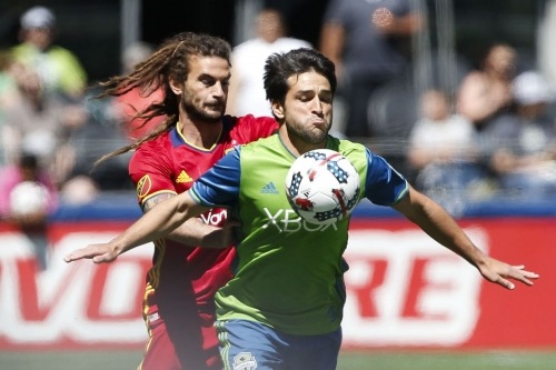 RSL loses 1-0, drops three points in Seattle