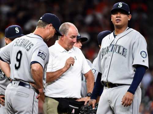 A closer look at the Mariners' plethora of injured players on the disabled list