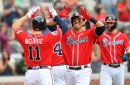 Rio Ruiz homers as Braves upend Nationals 5-2