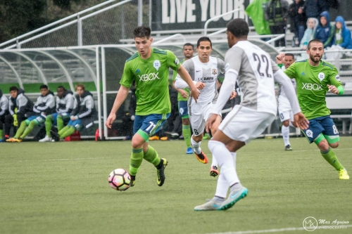 Seattle Sounders 2 at Reno 1868 FC: live stream, game time, and lineups