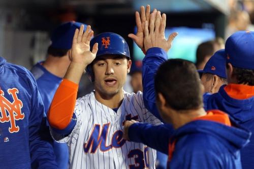 Final score: Mets 7, Angels 5—Two in a row