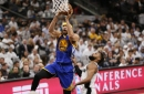 Warriors beat Spurs 120-108, take 3-0 series lead