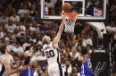 San Antonio vs. Golden State, Final Score: Spurs get even more shorthanded, lose Game 3 120-108