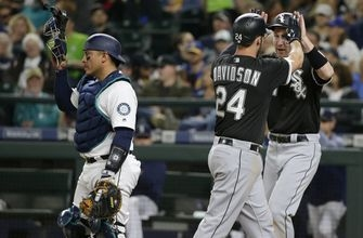 Garcia's 2 HRs, 6 RBIs lead Chicago's 16-1 rout of Seattle (May 20, 2017)