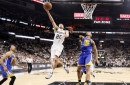 Hurting Spurs drop Game 3 to Warriors despite Manu Ginobili's throwback performance
