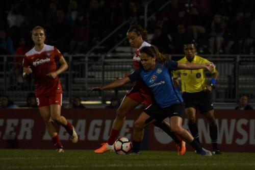 Mallory Pugh's debut not enough as the Washington Spirit lose 1-0 to FC Kansas City