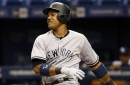 Heavily iced Starlin Castro among Yankees' walking wounded