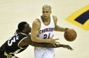 Richard Jefferson denies that the Cavaliers are afraid of the Wizards