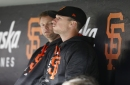 Giants notes: Why was Buster Posey yelling at Brandon Belt?
