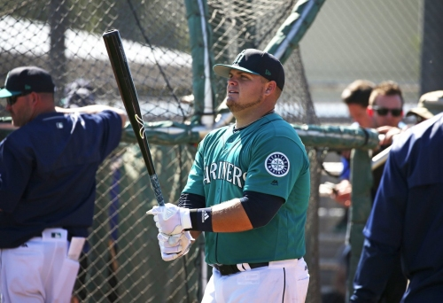 Mariners recall first baseman Daniel Vogelbach, option Mike Freeman to Class AAA Tacoma