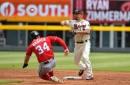 Braves rally falls just short in 3-2 loss to Nationals