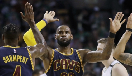 LeBron James Makes Up For MVP Snub With J. Walter Kennedy Citizenship Win