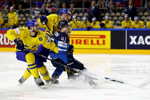 Oliver Ekman-Larsson Wins Gold in 2017 IIHF Men's World Championship Final