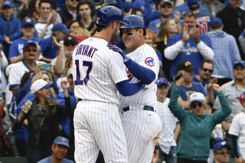 Cubs 13, Brewers 6: Jake and the Batsmen