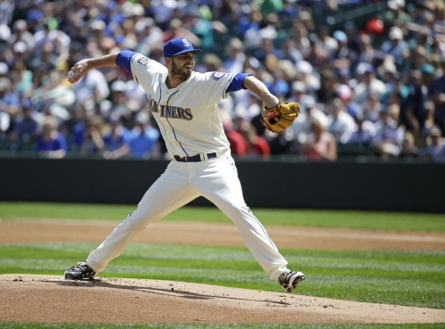 Mariners dig deep hole again early in 8-1 loss to Chicago White Sox
