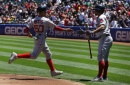 E-Rod, Mookie & Two-Bags Salvage One Left Coast Win