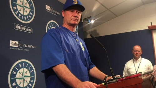 Mariners manager Scott Servais discusses his team's disappointing series against the White Sox
