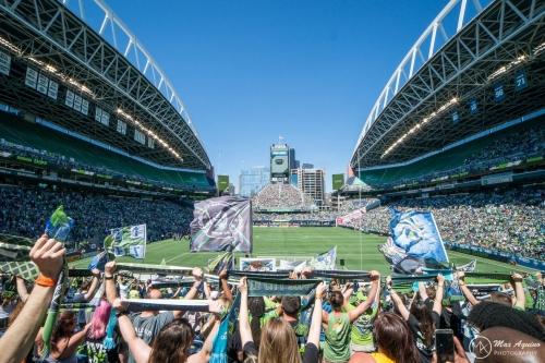 Photo Gallery: Sounders vs Real Salt Lake