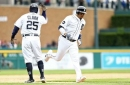 Victor Martinez reinstated from paternity list after missing 3 games