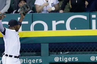 Tigers end home stand with 5-2 loss to Rangers