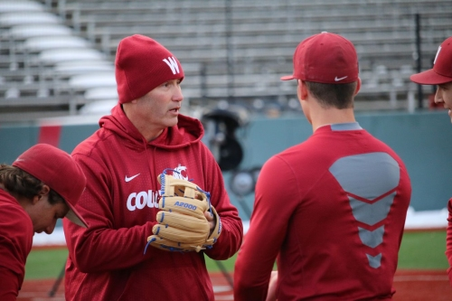 Cougars get swept by Oregon State