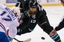 Could Joe Thornton be the answer to Montreal's top-line centre conundrum?