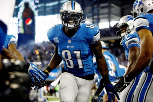 Calvin Johnson hid concussions, didn't like Lions' treatment as he retired