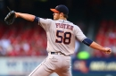 AL West: Angels sign Doug Fister