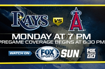 Preview: Rays welcome reigning MVP Mike Trout, Angels for 4 games