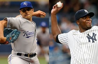 Royals will try to get better end of another Vargas-Pineda matchup