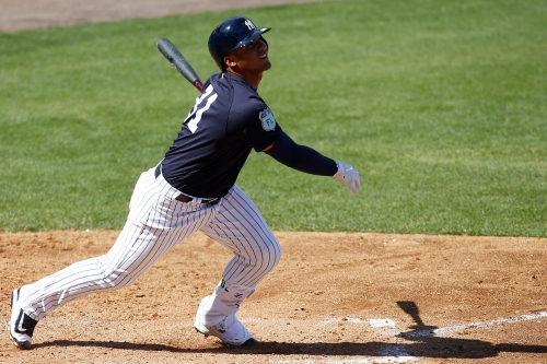 Why the Yankees picked now to promote Gleyber Torres