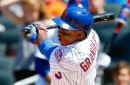 Mets Player Performance Meter: Position players, May 15-21