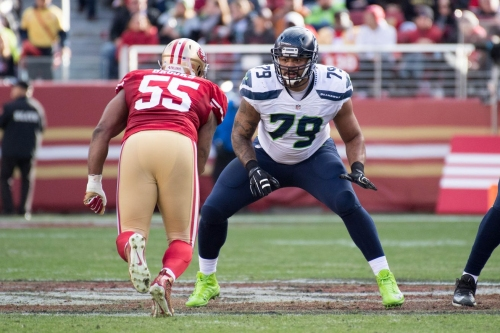 Inside the Film: Will losing Garry Gilliam hurt the Seahawks or help the 49ers?