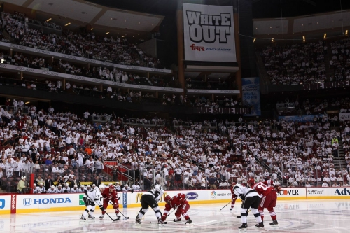 Five years later, Coyotes continue to battle on and off the ice