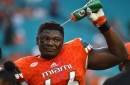 Miami Hurricanes Football: OT Sunny Odogwu leaving program