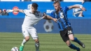Whitecaps host Impact in first leg of Canadian Championship semifinal