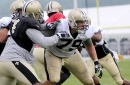 New Orleans Saints sign offensive tackle Bryce Harris: source