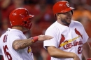 Peralta provides Cardinals a spark since return from DL