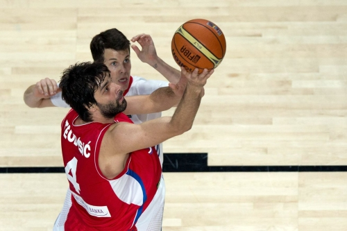 NBA Rumors: Utah Jazz among teams vying for Milos Teodosic