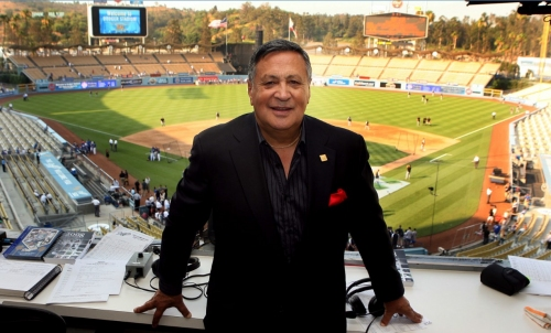 Jaime Jarrin, Spanish-language voice of the Dodgers, featured on HBO Real Sports