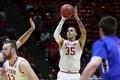 Utah's Kyle Kuzma, David Collette to work out for Utah Jazz on Tuesday