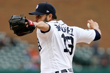 Anibal Sanchez, struggling with Tigers, accepts demotion to Toledo