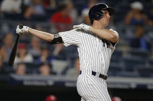 Greg Bird moving closer to return, exact timetable still unclear