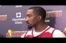 Why J.R. Smith was so upset after his game-tying 3-pointer in final minute of Game 3